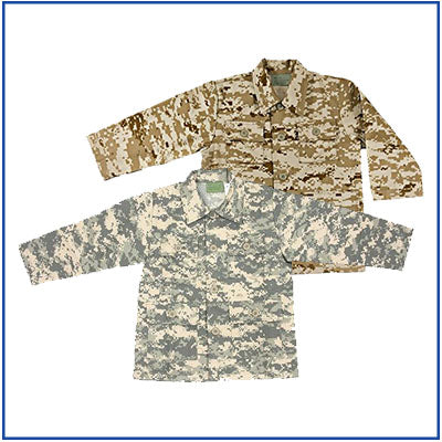 Rothco Kids BDU Coat