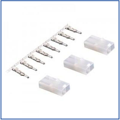 Small Type Tamiya Connector Pack -3Pk Male