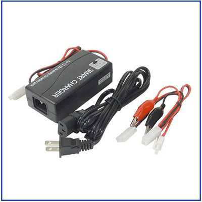 Universal Smart Charger for 7.2v-12v NiMh/NiCd Batteries