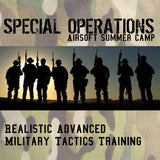 Special Operations Camp - Cancelled