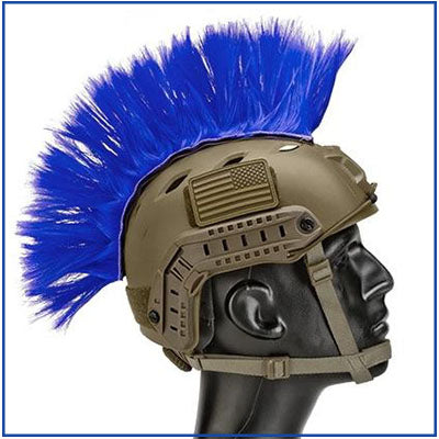 Tacti-Cool Helmet Mohawk