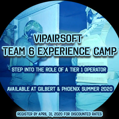 VIP Team 6 Experience Summer Camp
