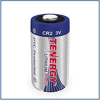Tenergy CR2 Battery - Single
