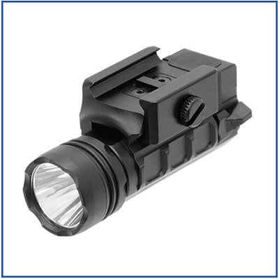 UTG - 400L LED Pistol Flashlight