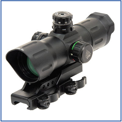 UTG - Tactical T-dot Red/Green Dot Sight - QD Mount
