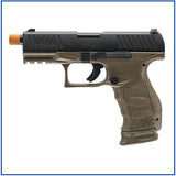 VFC Walther PPQ Tactical GBB Pistol - Two-Tone