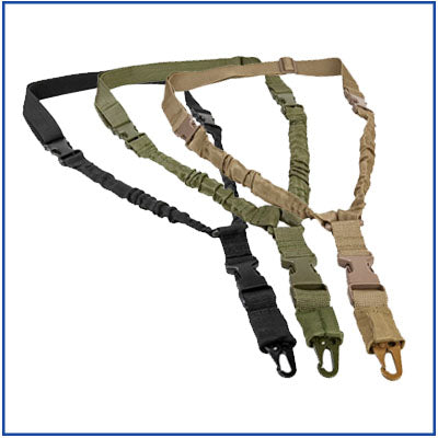 VISM Deluxe 1-Point Bungee Sling