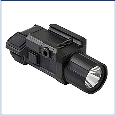 VISM - 200L LED Pistol Flashlight with Strobe