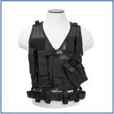 VISM Tactical Airsoft Vest - YOUTH