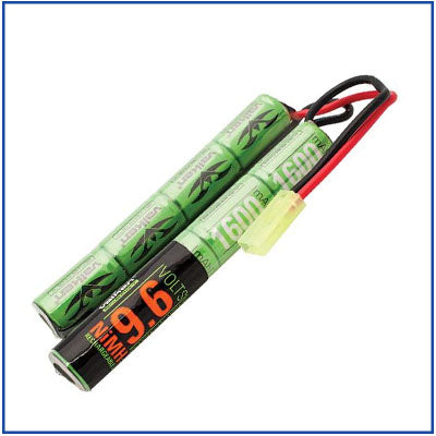 Valken 9.6V 1600mAh NiMH Nun-Chuck Battery