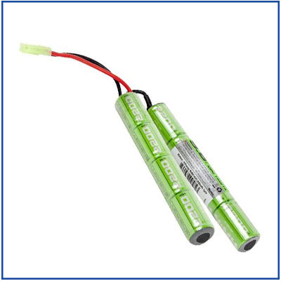 Valken 9.6V 2200mAh NiMH Nun-Chuck Battery