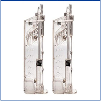 Valken BB Speedloader - 90rd - Two Pack - Smoke or Clear