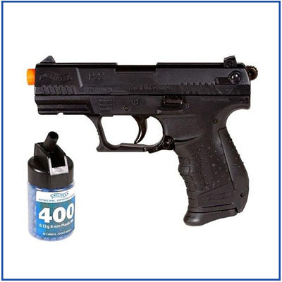 Walther P22 Spring Pistol - Black