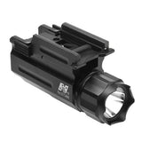 NcStar 3W 150 Lumen LED Flashlight QR -AQPTF2