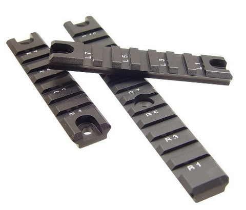 SWAT Force Handguard Mounts - 3 Piece for G36