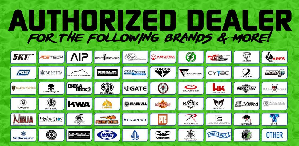 Authorized Dealer