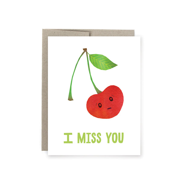 Missing Cherry Card