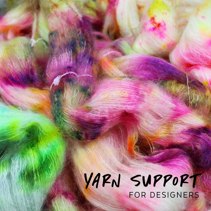 Yarn Support for Designers