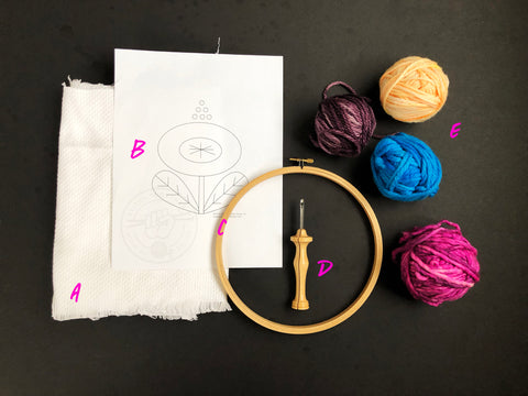 Punchy about Punch Needle – Stitch Together
