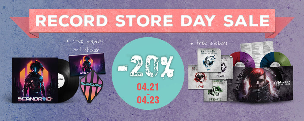 Record Store Day Sale