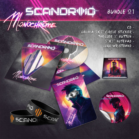 Scandroid - Monochrome [BUNDLE 01]