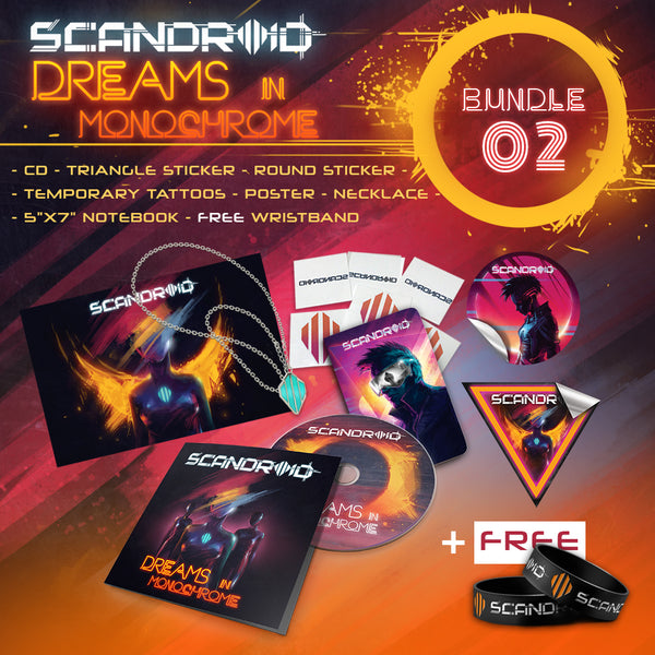 Scandroid - Dreams in Monochrome Bundle 02
