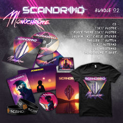 Scandroid - Monochrome [BUNDLE 02]