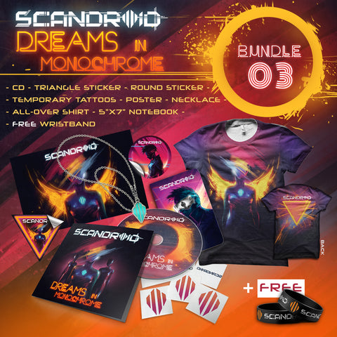 Scandroid - Dreams in Monochrome Bundle 03
