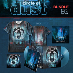 Circle of Dust - Circle of Dust (Remastered) Double Vinyl (Bundle 03)
