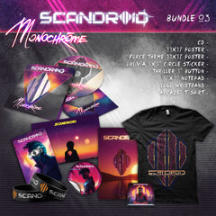 Scandroid - Monochrome [BUNDLE 03]