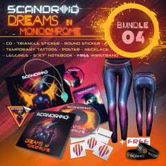 Scandroid - Dreams in Monochrome Bundle 04