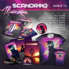 Scandroid - Monochrome [BUNDLE 04]