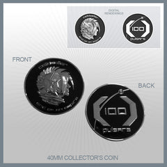 Celldweller - End of an Empire Collector Coin