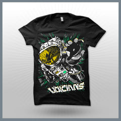 Voicians - Shattered T-Shirt (Black)