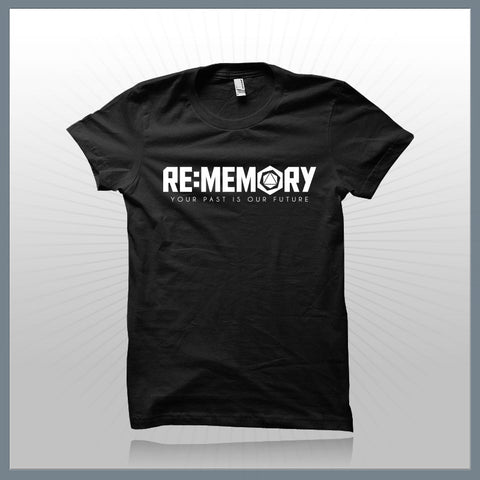 Blackstar - Re:Memory Logo T-Shirt