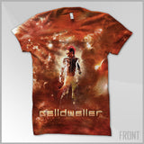 Celldweller - Space & Time (2-Sided-All-Over-Print) T-Shirt
