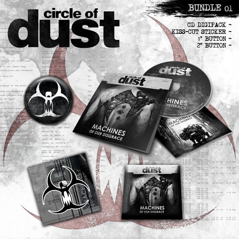 Circle of Dust - Machines of Our Disgrace [BUNDLE 01]