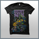 Richy Nix - Robotic Zombies T-Shirt