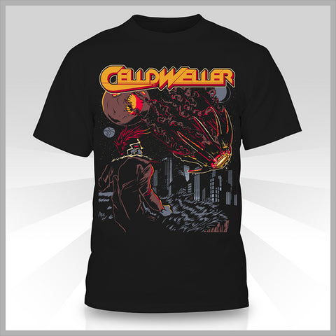 Celldweller - Crash T-Shirt