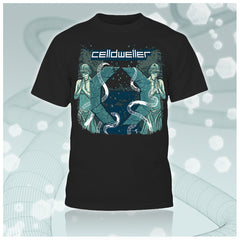 Celldweller - Ruins T-Shirt (Black)