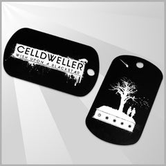 Celldweller - Wish Upon A Blackstar Chapter 01 Dog Tag