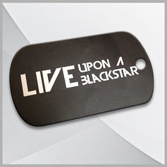 Celldweller - Live Upon A Blackstar Dog Tag