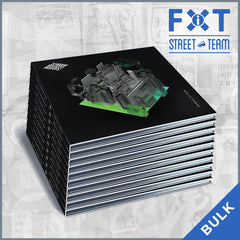 The Algorithm - Brute Force CD (FiXT Street Team CD Packs)