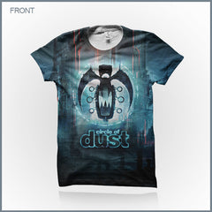 Circle of Dust - Resurrection (2-Sided All-Over-Print) T-Shirt