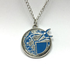 Celldweller - Time Pendant Necklace