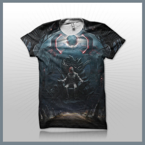 Celldweller - Emperor (2-Sided All-Over-Print) T-Shirt