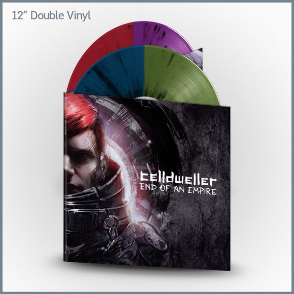 Celldweller - End of an Empire (Double Vinyl)