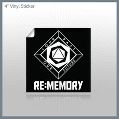 Blackstar - Re:memory Logo 4