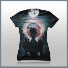 Celldweller - Overseer (2-Sided All-Over-Print) Girls T-Shirt