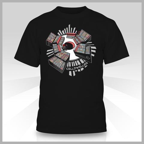 Celldweller - The Spaceship T-Shirt